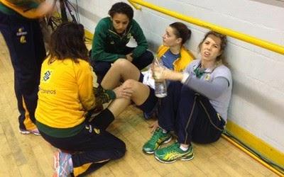 Parte médico de la lesión de Duda Amorim | Mundo Handball