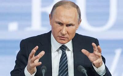 Рейтинг Путіна впав до мінімуму за 18 років