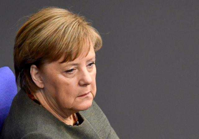 Μέρκελ: Το 70% των γερμανών θα προσβληθεί από τον κοροναϊό