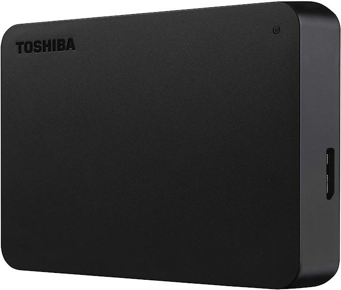 Toshiba Canvio Basics 4TB Portable External Hard Drive USB 3.0
