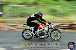 Jadwal Kejurnas Drag Bike 2018 Region 1 Sumatera
