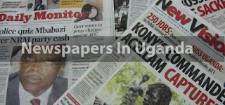 Newspapers In Uganda
