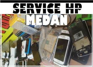 service hp di Medan murah bergaransi