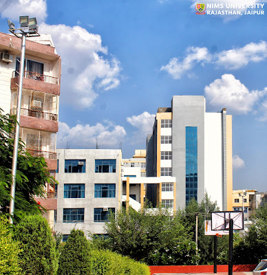 Nims Paramedical College, Campus Photo