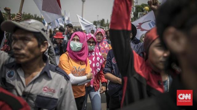 Dua Pabrik di Batam Tutup gegeara Bangkrut, 2.505 Karyawan Di-PHK