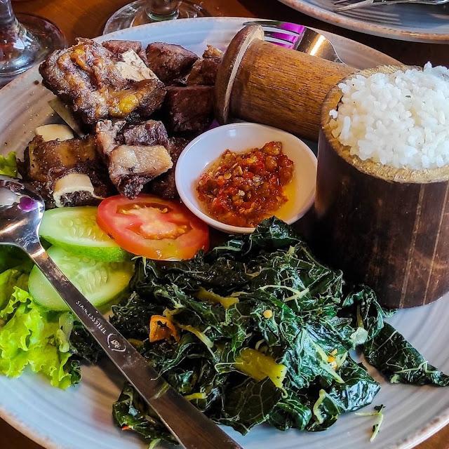 Menu di Love Garden Resto & Cafe Bogor
