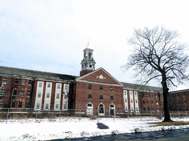 Закинута психіатрічна лікарня Феірфілд Хіллс, Ньютаун, Коннектикут(Fairfield Hills Hospital, Newtown, CT)