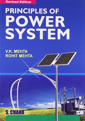 Principles of Power System by Rohit Mehta and V.K. Mehta