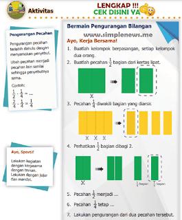 Kunci Jawaban Halaman 6 Kelas 5 Matematika Kurikulum 2013 www.simplenews.me