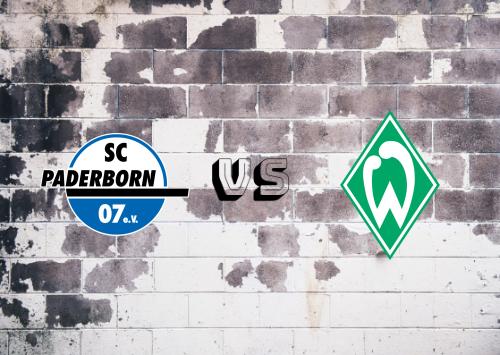 Paderborn vs Werder Bremen  Resumen