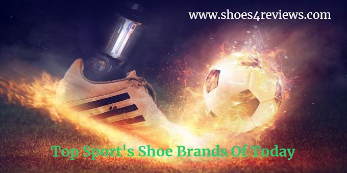 Top Sport's Shoe Brands Of Today
