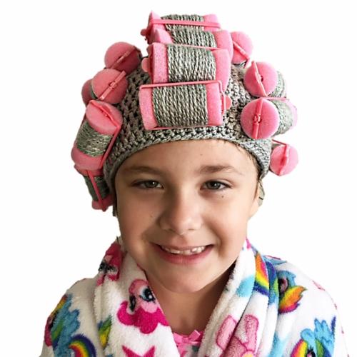 Granny Wig - Free Crochet Pattern