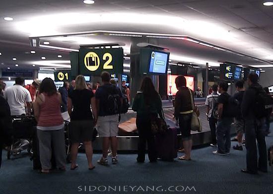 飛機行李超重