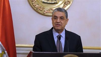 المهندس محمد شاكر وزير الكهرباء والطاقة