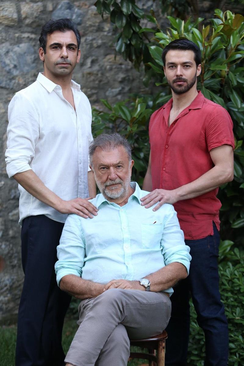 """""""Maria ile Mustafa""""nın cast çalışmaları tamamlandı"""
