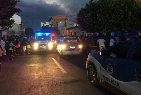 Mais um ato violento em Juazeiro (BA): Jovem é assassinado a tiros no Centro da cidade - Portal Spy Noticias Juazeiro Petrolina