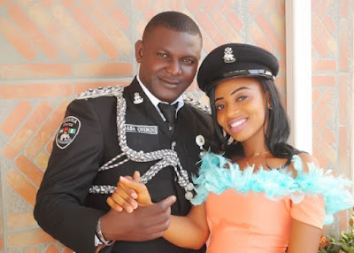 Police Officer Shares Beautiful Pre-wedding Pics
