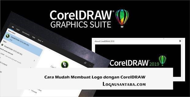 Cara Mudah Membuat Logo dengan CorelDRAW