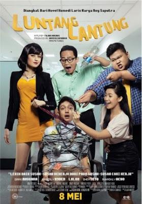Sinopsis film Luntang Lantung (2014)