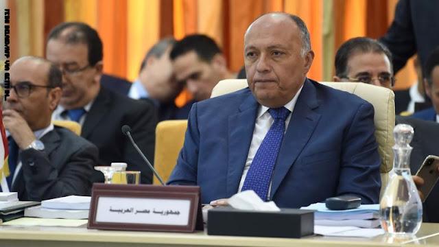 مصر تستضيف وزراء خارجية فرنسا وإيطاليا واليونان لبحث تطورات الأزمة في ليبيا