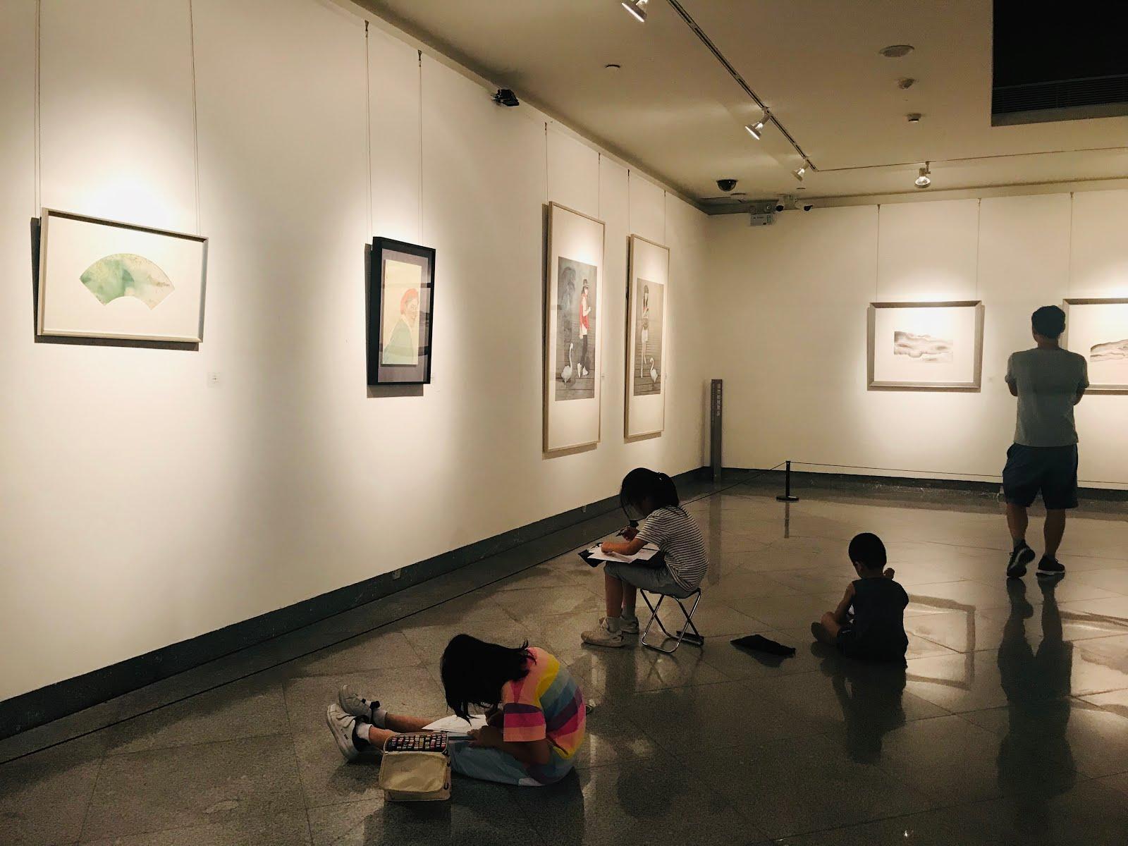 中國那麼大 深圳景點・市中心的美術館