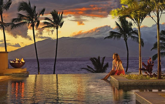 Four Seasons Resort Maui - Infinity Pool