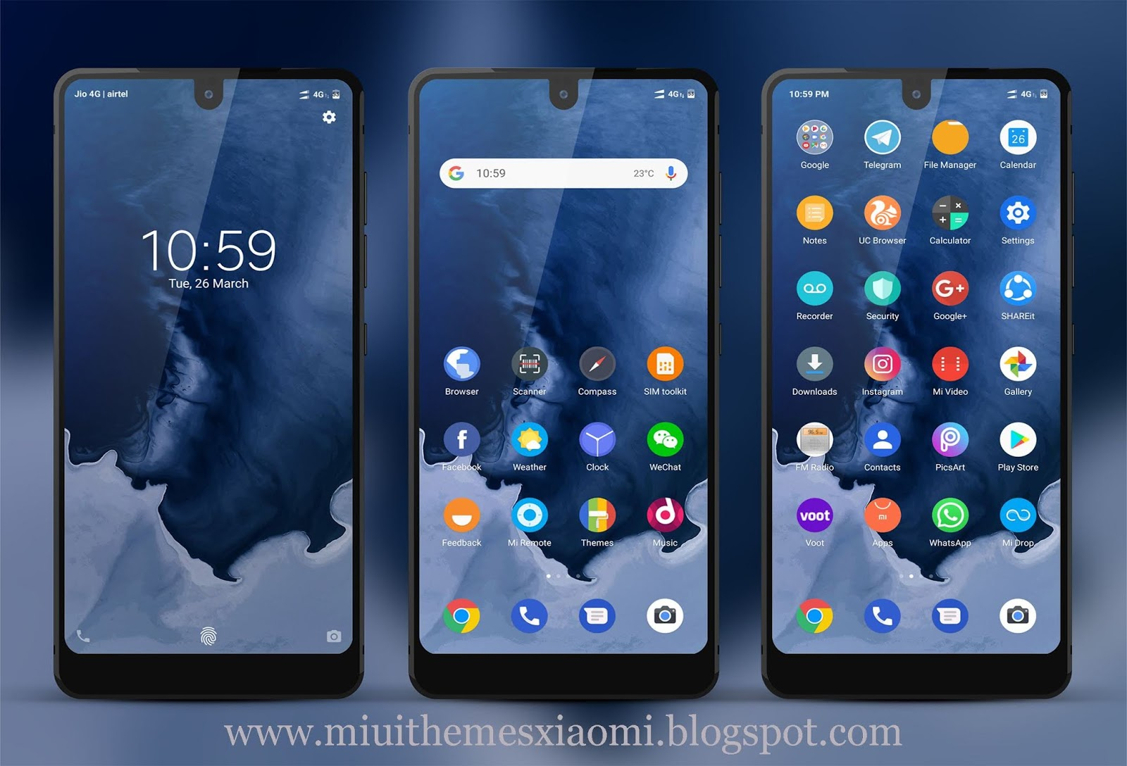 Android Pie MIUI Theme Download For Xiaomi Mobile || MIUI Themes