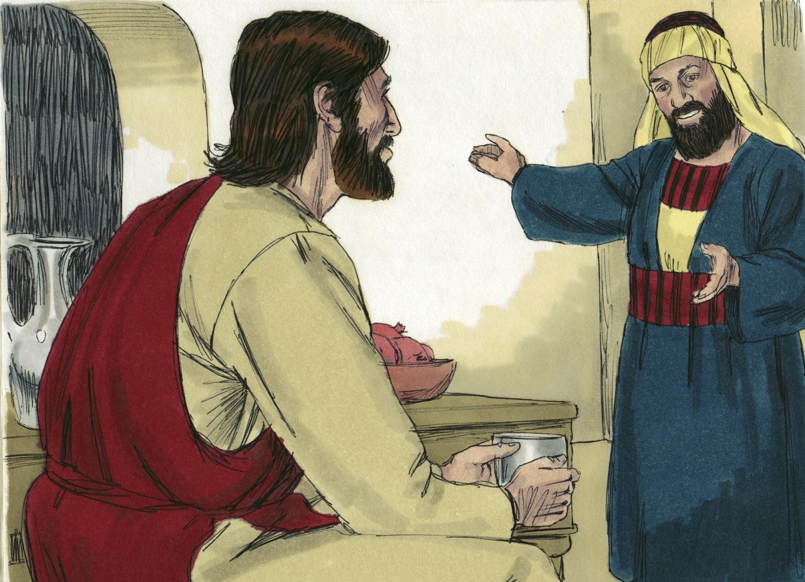 clipart jesus and zacchaeus - photo #26