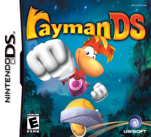 Rayman DS (U) (Brassteroid Team)