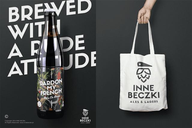 Redkroft - Graphic Design Portfolio - Brewed With