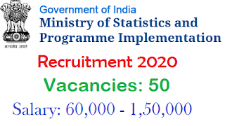 Ministry of Statistics & Programme Implementation