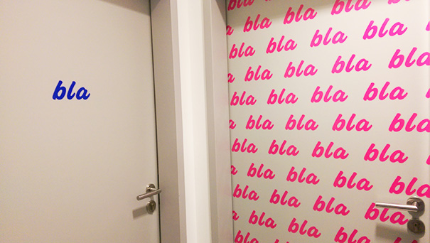 20+ Of The Most Creative Bathroom Signs Ever - Bathroom Doors At Restaurant In Germany
