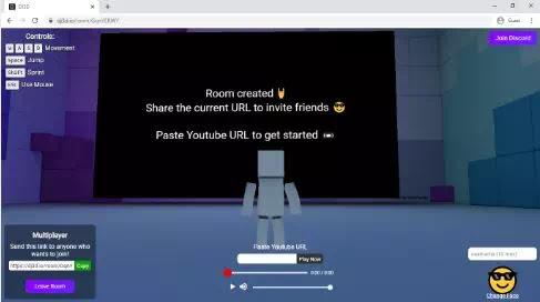 Cara Nonton Video YouTube Bareng Teman di Ruang 3D-2