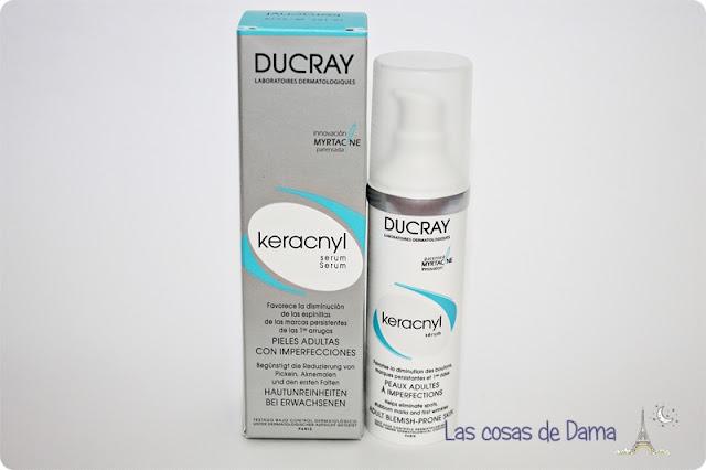Keracnyl Serum Ducray Pierre Fabré Acné