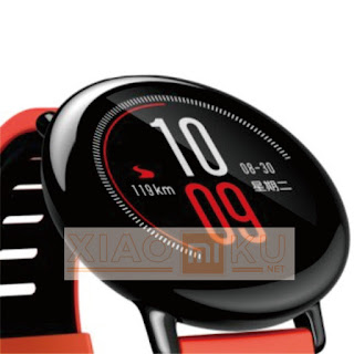 spesifikasi amazfit, xiaomi smartwatch