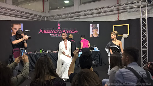 """Aestetica - Beauty and Wellness Exhibition"" 2015"