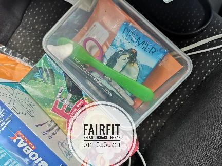 FAIR FIT PRODUK CIK EPAL DAN JOFLIAM BERADA DI KARNIVAL 5S LIBRARY UPM SERDANG ! -  Assalamualaikum dan selamat sejahtera semua. Berita baik untuk warga Serdang, Bangi, Kajang dan kawasan berhampiran. Korang boleh dapatkan produk FairFit di KARNIVAL 5S Perpustakaan Sultan Abdul Samad UPM Serdang . Nak try rasa, nak dapatkan konsultansi percuma, nak pegang barang face to face jom singgah booth FAIR FIT PRODUK CIK EPAL DAN JOFLIAM BERADA DI KARNIVAL 5S LIBRARY UPM SERDANG !    FAIR FIT PRODUK CIK EPAL DAN JOFLIAM BERADA DI KARNIVAL 5S LIBRARY UPM SERDANG !     FAIR FIT PRODUK CIK EPAL DAN JOFLIAM BERADA DI KARNIVAL 5S LIBRARY UPM SERDANG ! Kami akan berada di sana pada hari Khamis (25 Julai 2019) dari jam 9 pagi sehingga 4.30 petang.     Selain Fair Fit, produk lain pun ada juga seperti Biobax, Yasin Murah dan macam-macam lagi ! Siap ada HADIAH MISTERI lagi tau !   Nak tahu apakah itu? Ha...tu kena singgah booth FAIR FIT PRODUK CIK EPAL DAN JOFLIAM BERADA DI KARNIVAL 5S LIBRARY UPM SERDANG !      KELEBIHAN FAIR FIT SELAIN MENGAWAL BERAT BADAN DAN SELERA MAKAN   Ha....Fair Fit ini, bukan sahaja mengawal berat badan dan selera makan tau tapi ada banyak kelebihan Fair Fit ini , seperti :-     Kelebihan Fair Fit : Mengawal Selera Makan   Kelebihan Fair Fit : Mengawal Berat Badan    Kelebihan Fair Fit : Membakar lemak  Kelebihan Fair Fit : Menambah Tenaga     Kelebihan Fair Fit : Merawat Kulit   Kelebihan Fair Fit : Mencerahkan kulit   KEUNIKAN FAIR FIT       Keunikan Fair Fit    *Satu-satunya produk istimewa yang menggabungkan teknologi formula untuk putih dan kurus   *Sesuai untuk lelaki dan perempuan      *Tidak perlu bancuh, boleh terus minum. Rasanya macam mana? Masam masam manis ! Sedap !   *Rasa buah dan mengekalkan tenaga sepanjang hari      * Gerenti tiada kesan kembali gemuk selepas berhenti   * Tiada cirit birit, sembelit atau kesan yang tidak menyenangkan   COD Fair Fit: Selected Area    Sampai dah rumah customer    Hadiah bukan omong-omong kosong tau !  Jangan