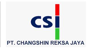 Lowongan Kerja Changsin Garut terbaru 2021