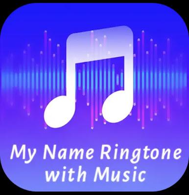 Make ringtone of my name.