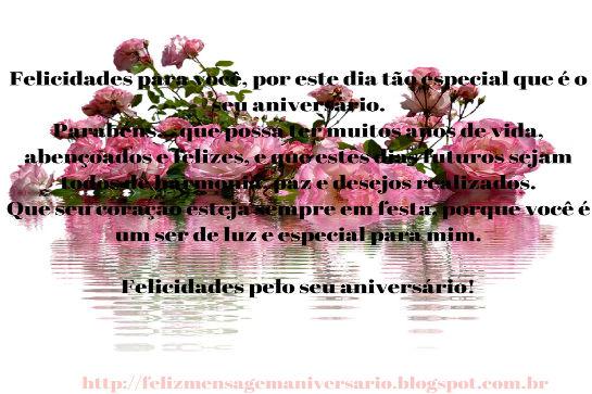 mensagem de feliz aniversário, parabéns pra você, mensagem de aniversario