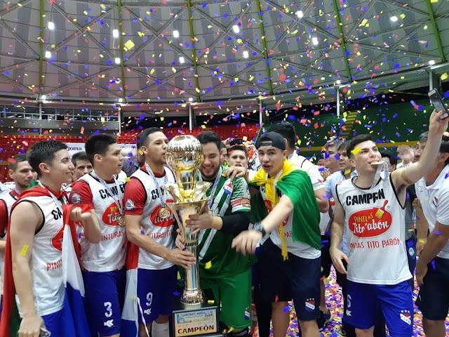 Paraguay el mejor del mundo en C20