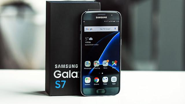 تجربة جهاز سامسوج Galaxy S7/ S7 Edge تحت الماء.