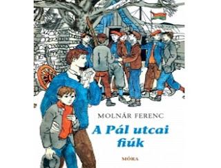 A Pál utcai fiúk regény jellemzése