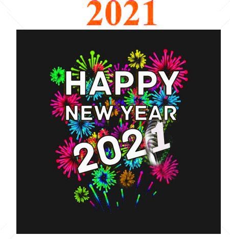 Happy new year 2021 wishes for friends and family : Best Happy new year 2021 SMS and Status