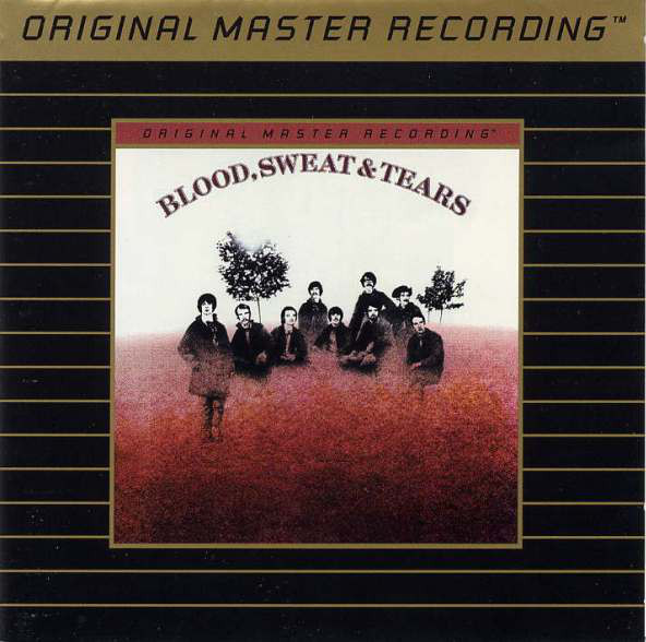 Blood, Sweat & Tears - Blood, Sweat & Tears (1968, Jazz Fusion, Rock)