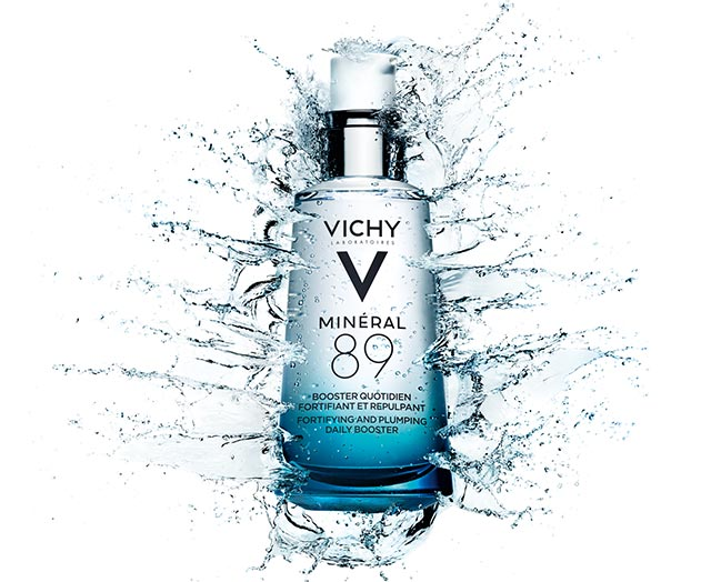 serum danh cho ba bau Vichy Mineral 89