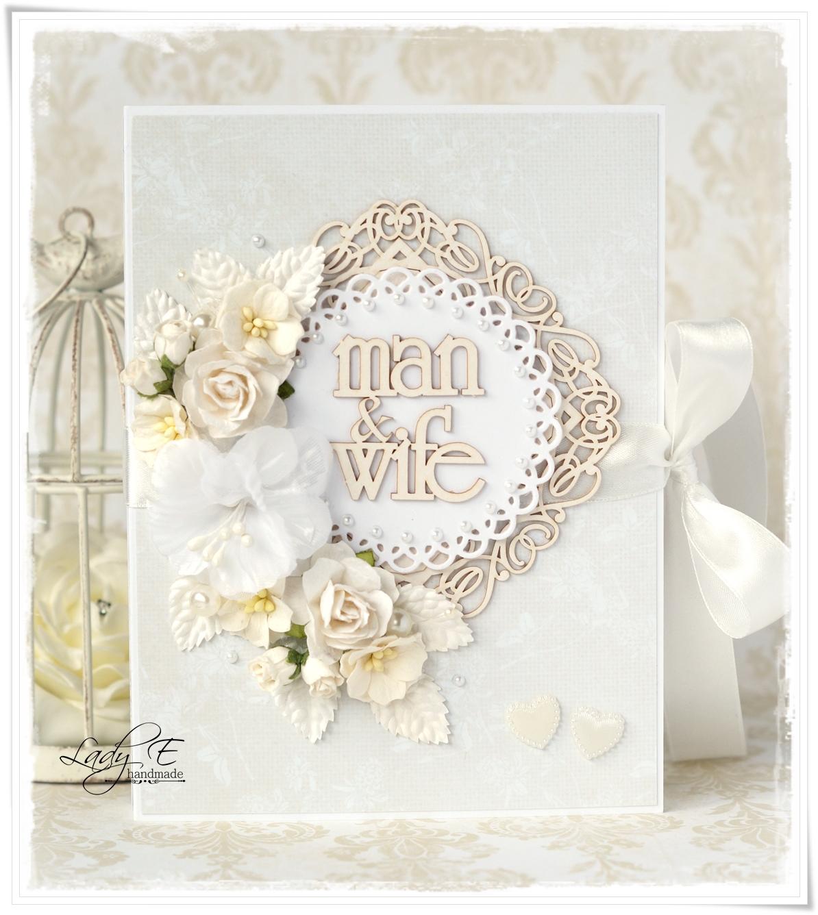Бумажная свадьба скрапбукинг открытка, анимашки для презентации
