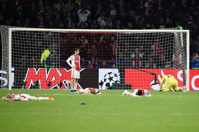 'Ajax đã viết nên câu chuyện cổ tích với cái kết buồn'