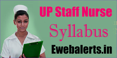 UP Staff Nurse Syllabus