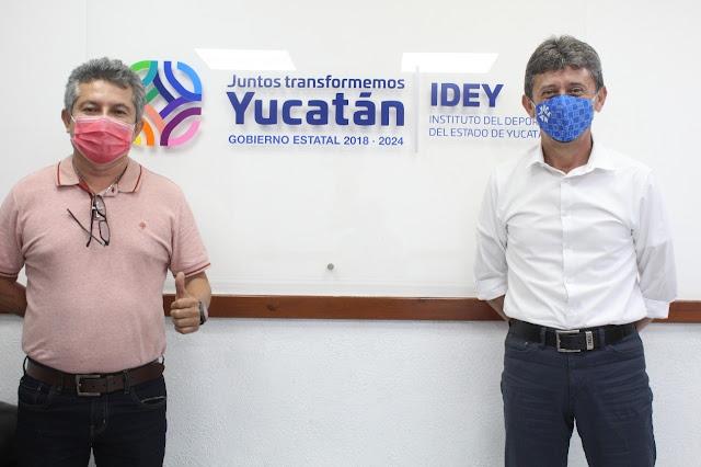 Ayuntamientos darán continuidad a Academias de Iniciación Deportiva del IDEY